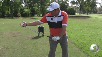 Clubface and Hands in the Downswing
