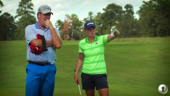Stacy Lewis: 18th Tee - Bluejack National: Evaluation