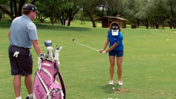 Gerina Piller: Backswing