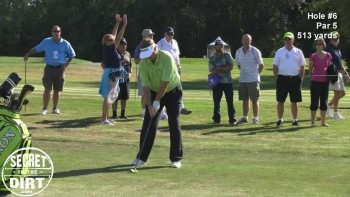 Umpqua Bank Challenge 2012 - Round 2, Hole #6