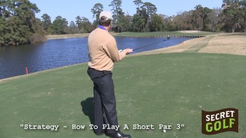 Strategy: How To Play A Short Par 3
