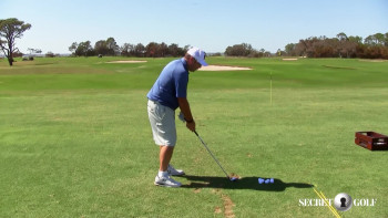 Bradley Hughes - Hitting A Low Shot