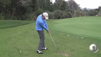 How to hit the Ball Low or High