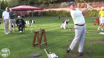 Working On The Golf Game With Steve Elkington & Phil Rodgers (Part 17)