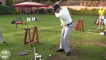 Working On The Golf Game With Steve Elkington & Phil Rodgers (Part 19)