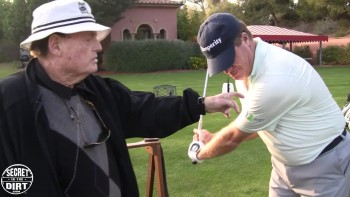 Working On The Golf Game With Steve Elkington & Phil Rodgers (Part 20)