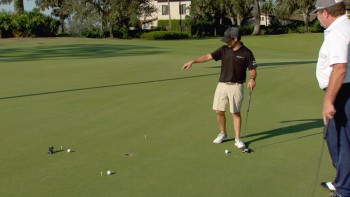 Brian Harman - Putting Drill