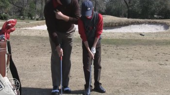 Junior Lesson - The Grip