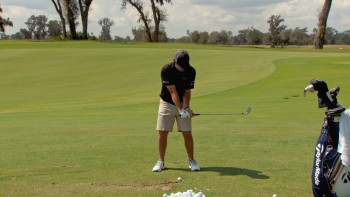 Brian Harman - Hand And Club Positions