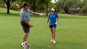 Gerina Piller: Toe Down Chipping