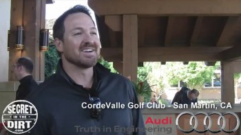 A Day With Audi Caddie Contest Winner (Part 2)
