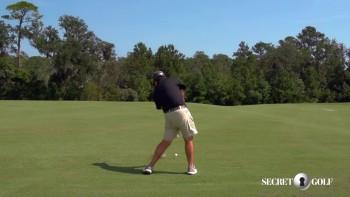 Brian Harman - Slow Motion (Driver, Rear View)