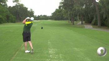 Jason Kokrak - Strategy - Champions GC (Cypress Creek) Hole 11