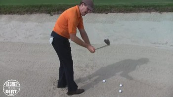Alex Mercer-Seve Combo Sand Shot
