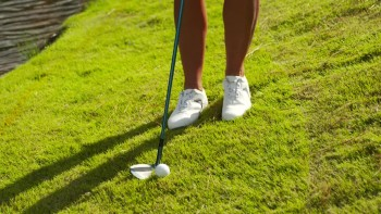 Stacy Lewis: Chipping with Spin