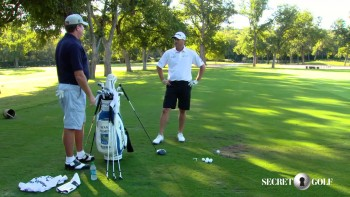 Ryan Palmer: Swing Starting Point