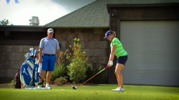 Stacy Lewis: 3 Wood and Driver