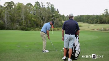 Jason Dufner: Pinch and Sweep