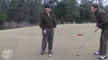 Power the Putt with the Body