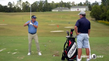 Jason Dufner: Before Pulling the Trigger