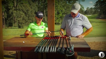 Stacy Lewis: Equipment - Wedges