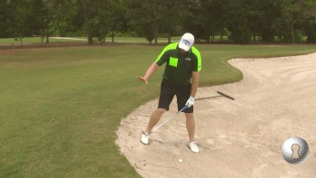 Jason Kokrak - Bunker Play - Downhill Lie