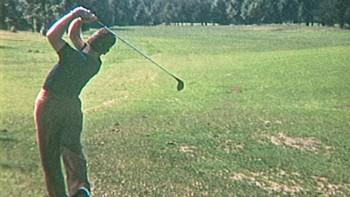 Jackie Burke, DTL, Driver, (in color)