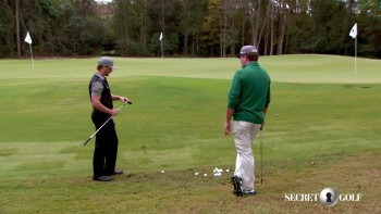 Chris Stroud - Wedge Bounce In Chipping