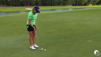Stacy Lewis: Lining Up the Big Putt