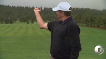 Steve Elkington - Right Elbow Position In The Backswing