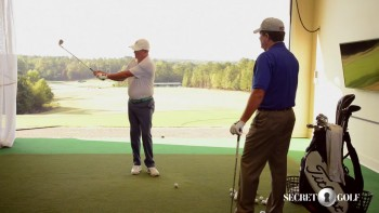 Jason Dufner - Trackman Controlling Spin Through Speed