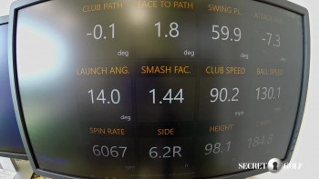 Jason Dufner: Trackman - Taking Trackman Results to the Course