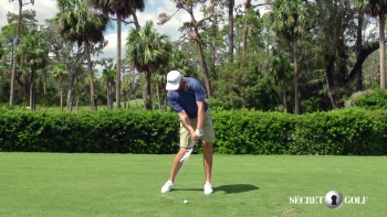 Patton Kizzire - Slow Motion: 5 Iron, Caddy View
