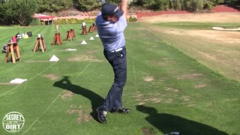 Working On The Golf Game With Steve Elkington & Phil Rodgers (Part 9)