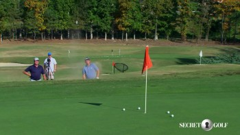 Jason Dufner: Short Game - Plug Lie