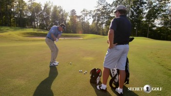 Jason Dufner: Wedge Over Bunker