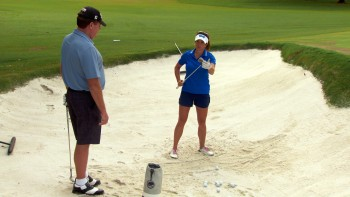 Gerina Piller: Basics Of Bunker Shot