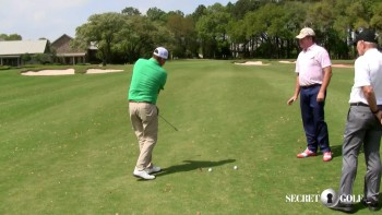 Jason Dufner & Chuck Cook - Clubface Angle Post Impact (Part 2)