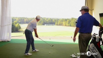 Jason Dufner: Trackman - Criss Cross Practice Technique