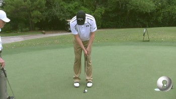 Jason Kokrak - Putting (Part 3 - Forward Press)