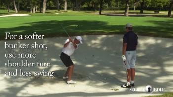Ryan Palmer: Short Bunker Shot - A Lesson From Elk
