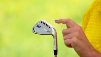 Brittany Lang - Equipment: Wedges