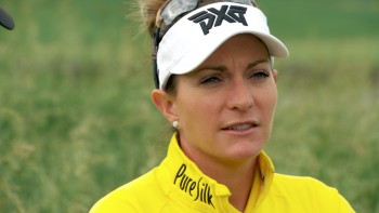 Brittany Lang - Talent on the LPGA Tour