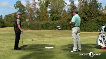 Chris Stroud - Wedge Game Practice