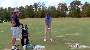 Jason Dufner: Warm Up Routine