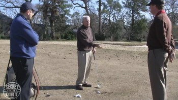 Think Low when Chipping