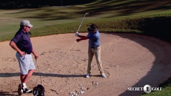 Jason Dufner: Basic Bunker Shot