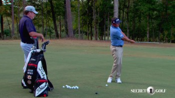 Jason Dufner: 40 yard short game