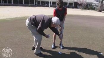 Junior Lesson - Putting