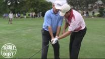 Elk and Jay Haas Talk Golf Swing